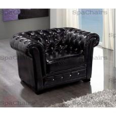 Кресло Dupen SF-24-1S Black С