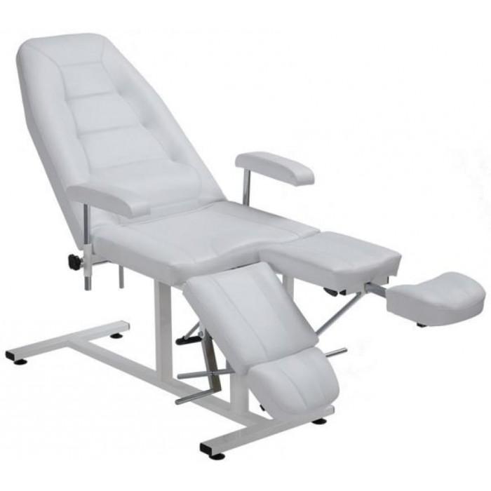 Педикюрно-косметологическое кресло ПК-03 гидравлика С