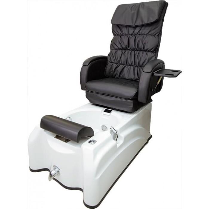 Педикюрное кресло с ванной (СПА комплекс) полуавтомат С